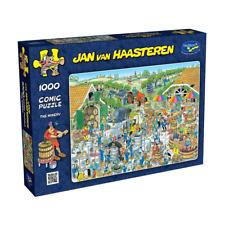 Jan Van Haasteren The Winery 1000 Piece Jigsaw Puzzle NEW