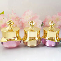 Crown Empty Pot Bottle Sample for Nail Art Makeup Cosmetic Cream Container JH