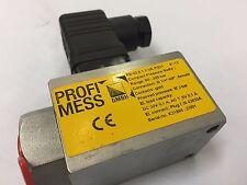 PROFIMESS Pressure Switch PS-02.6.1.2.VA.PG11  60-200 bar  Gold Contact 1/4 NPT