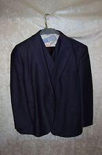 Dark Blue Sovereign Taylored By Barry Jacket / Blazer & Vest - 100% Polyester