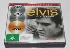 Elvis And Friends 2 CD Set Plus DVD Elvis Presley Fat Box