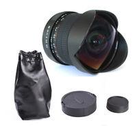 8mm f/3.5 Super Wide Fisheye Camera Lens For Nikon D7100 D5200 D3100 D700 D90