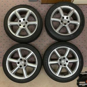 Nissan 350z Alloys Wheels