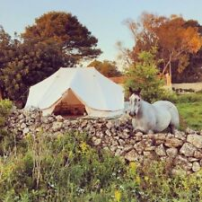 6m Emperor Twin Ultimate Bell Tent