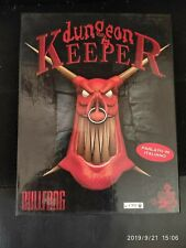 DUNGEON KEEPER BULLFROG ITALIANO NUOVO
