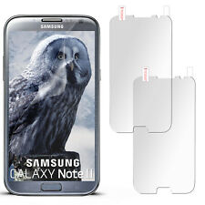 HD Screen Protector Matte for Samsung Galaxy Note 2 Display New Foil