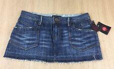 Miss Selfridge Short Casual Everyday Denim Mini Skirt Size 12 BNWT