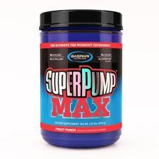 Gaspari Superpump Max 640g ponche de frutas 646511007222