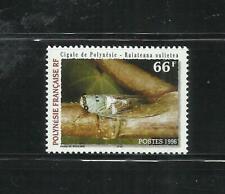 French polynesia. year: 1996. theme: Fauna.