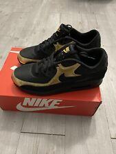 Nike Air Max 90 essential uomo Nero/Oro Num. 43 Edizione Limitata