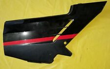 1989 KAWASAKI ZX10 ZX1000 RIGHT SIDE BODY COVER RT OEM PANEL  88 89 90 OEM