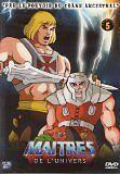 MAITRES DE L'UNIVERS (LES) Aventure 5 ép 21-25 - SCHEIMER Lou - DVD