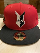 Indianapolis Indians New Era 59Fifty MiLB Call Up 2.0 Hat Men's Size 7 5/8