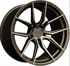 XXR 559 18x8.5 5x114.3 +35 Bronze Wheels (Set of 4)