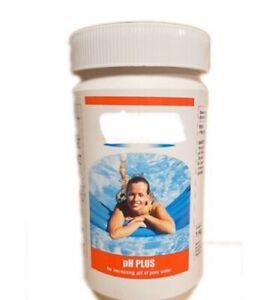 PH Plus 1kg Increaser Hot tub Spa Pool Water Balancer Soda Ash Swim PH+