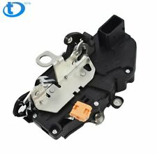 Power Door Lock Actuator Front Left FL / Driver Side For Cadillac Chevrolet GMC