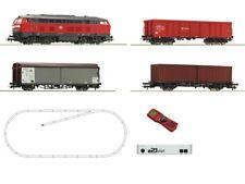 Roco 51312 Digital z21 Startset Diesellok BR 218 mit Güterzug DB AG H0