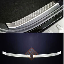 SUS304 Stainless Steel Rear Sill Scuff  Trim for Toyota Prius C Aqua 2011-1014