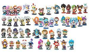 Official LOL League of Legends  Minis Figure Bundle -  Lulu and Tristana