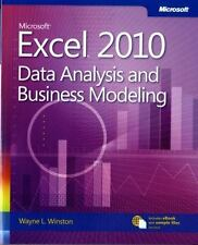 Microsoft Excel 2010 Data Analysis and Business Modeling (Business Skills) by W