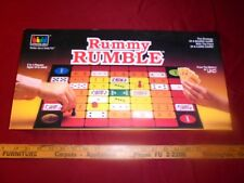 Rummy Rumble complete Strategy Board Game Rare International Games makers of UNO