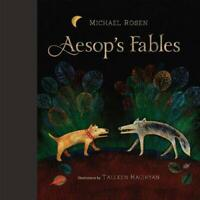 Aesop's Fables by Talleen Hacikyan, Michael Rosen, NEW Book, FREE & Fast Deliver