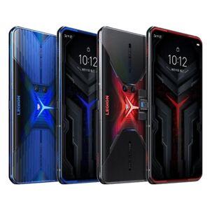 Lenovo Legion Phone Duel (12GB+256GB) 5G Snapdragon 865+ gaming smartphone-blue
