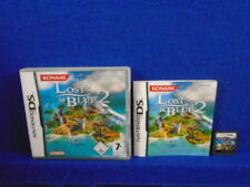 DS LOST IN BLUE 2 Lite Dsi 3DS PAL Nintendo Region Free