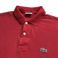 """Vintage LACOSTE Polo Shirt 