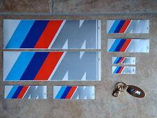 Aufkleber für  BMW  M  + Schlüsselanhänger  (S2027)