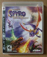 The Legend of Spyro: Dawn of the Dragon (Sony PlayStation 3, USA Region)