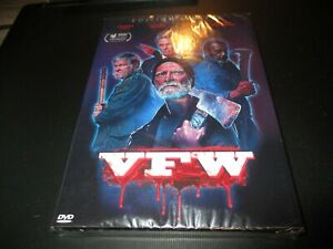 "DVD NEUF ""VFW"" Stephen LANG, William SADLER / de Joe BEGOS - horreur"