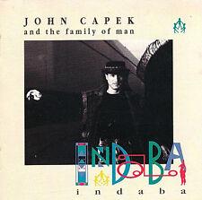 John Capek And The Family Of Man- Indaba  - Album