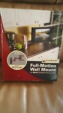 Sanus Full Motion Wall Mount for Small Flat Panel T.V.'s up to 27 inch Model SF2
