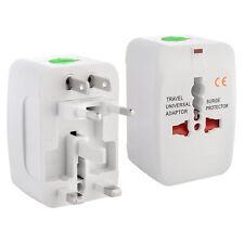AU to US UK EU Europe and Universal AC Power Plug World Travel Adapter Converter