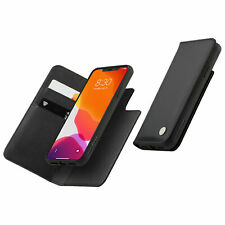 Moshi Overture Case with Detachable Magnetic Wallet for iPhone 11 Pro Max Black