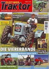 Oldtimer Traktor 8/14 Eicher Allrad-ED/Zetor 6745/Bautz AS120/Betaking 3000/2014