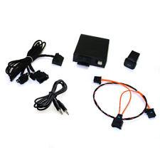 Adaptador AUX IN línea para Audi A4 A5 A6 A8 Q7 MMi 2G Reproductor MP3 portátil