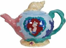 Westland Disney Princesses ARIEL Pearl of the Sea 35oz TEAPOT Mermaid Ceramic