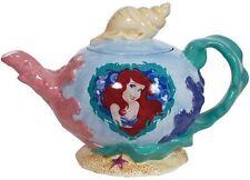 Westland Disney Princesses ARIEL Pearl of the Sea 35oz TEAPOT Mermaid Ceramic