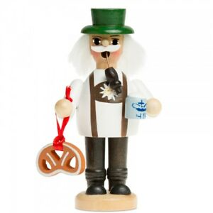 SIKORA Series C Wooden Christmas Incense Smoker Man Figure - Various Designs