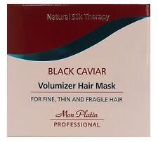 Mon Platin Black Caviar Volumizer Hair Mask For Fine, Thin And Fragile 500ml
