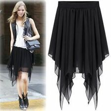 Unbranded Chiffon Pleated Skirts for Women