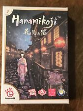 21 Flowers - HANAMIKOJI Card Game Played Once