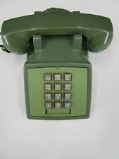 Bell Western Electric Green Telephone Model 2500 DM