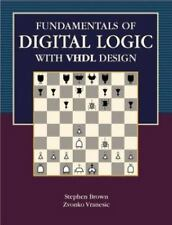 Fundamentals of Digital Logic with VHDL Design with CD-ROM [ Brown, Stephen ] Us