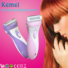 Kemei KM-3018 Rechargeable Lady Shaver Hair Remover