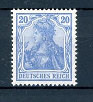 Deutsches Reich MiNr. 87 I b postfrisch MNH Fotoattest Jäschke (MA1146