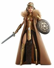 Barbie Collector Queen Hippolyta, Wonder Woman Series by Mattel NRFB