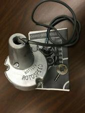 Rotolok brand rotospeed switch - rotary shaft speed detection